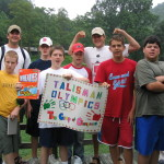 Camp games