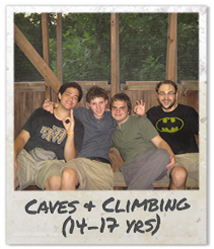 Caves-and-Climbing